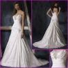 Stunning Satin  Wedding  Dress  YY099