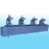 Welding machines with 4 heads
