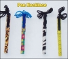 Promotional Pen/Pen necklace/Plastic Pen
