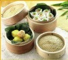 Bamboo Steamer Basket Food Steamer