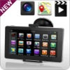7 inch gps navigation system with rearview camera