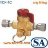 cng charging valve TCF-1C