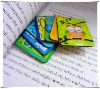 kits gifts folding magnetic bookmark