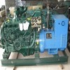 250KW/312.5KVA YUCHAI Marine Diesel Generator Set YC6T400C