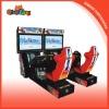 Arcade recreation racing car simulator game machine --Outrun (MR-QF210-6)