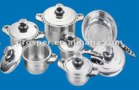 (PSC-1029)12 PCS Cookware