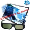 3D Shutter Glasses for TV T1100