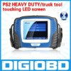 Original Update via Internet Multi-language Bluetooth P52 PS2 Heavy Duty truck diagnostic tool Scanner