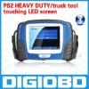 Original Update via Internet Multi-language Bluetooth P52 PS2 Heavy Duty truck diagnostic tool Scanner