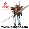 ARMOURED SANGUO LOONGON/COGO block toy