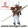 ARMOURED SANGUO LOONGON/COGO block toy