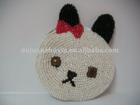 mini Cartoon Beaded Jewelry Case