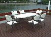 plastic folding tables and chairs