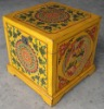 antiques furniture Tibet trunk