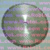 4' Multi-Hole Electroplated Diamond Grinding and Cutting Blade(ELAJ)