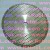 4' Multi-Hole Electroplated Diamond Grinding and Cutting Blade(ELAJ)