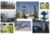 20tons Continuous pyrolysis plant for waste tyres and plastic