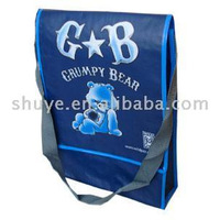 Reusable PP Woven School Bag