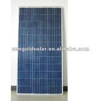 polycrystalline solar module( SGP-120W)