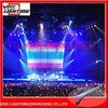 P16mm Full color indoor & outdoor LED video curtain (i-Strip 16)