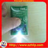 Card Led Light , LED credit card light ,Paper card light Manufacturers & Suppliers
