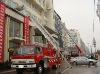 DONGFENG SERIES FIRE FIGHTER TRUCK WITH LADDER