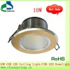 Modern Ceiling Downlight 10W indoor lighting with CE&RoHS for sell