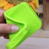 Silica Gel Case for iPhone4 soft ECO-FRIENDLY