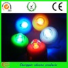 High power waterproof silicone bicycle led light