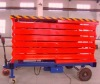 6M Electric Scissor Boom Lift