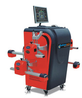 CCD Four wheel alignment machine