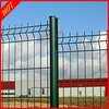 900)high quality white pvc coated welded wire mesh fence