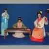 hyper realistic silicone rubber museum statues