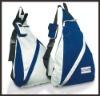 420D canvas shoulder bag 600D tour backpack