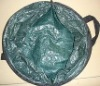 pe pop up Garden Bag with steel ring