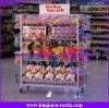 KingKara KASR217 Wire Custom Display Basket Racks For Display