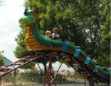 luxury Dragon Wagon roller coaster