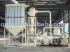 ORB hot sell complete wood powder production line