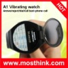 New products for 2012 Flip Bluetooth bracelet watch A1