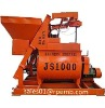 JS series JS500-1500 Twin Shaft Concrete Mixer