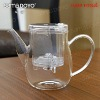 SAMADOYO Glass Split Tea Pot