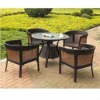leisure summer coffee set(1 table+4 chairs)
