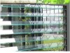 Louver glass ,blind glass