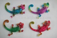 S/4 resin Lizard Fridge magnet for promotional campaign