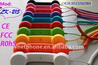 Factory OEM 10 colors Retro Mobile Phone Handset
