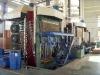 Hydraulic hot forming press machine