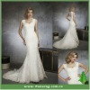 2013 Romantic With Lace Wedding Dress