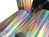 PET transfer of laser film