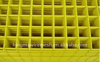 PVC coated welded wrie netting