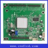 The board is frequency multiplication conversion board (come true 50Hz*100Hz conversion,60Hz*120Hz conversion,24Hz*120Hz convers